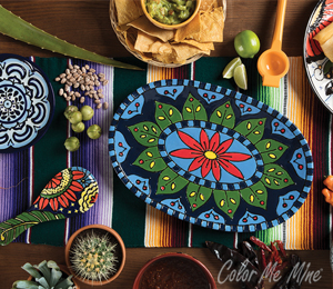 Bee Cave Talavera Tableware